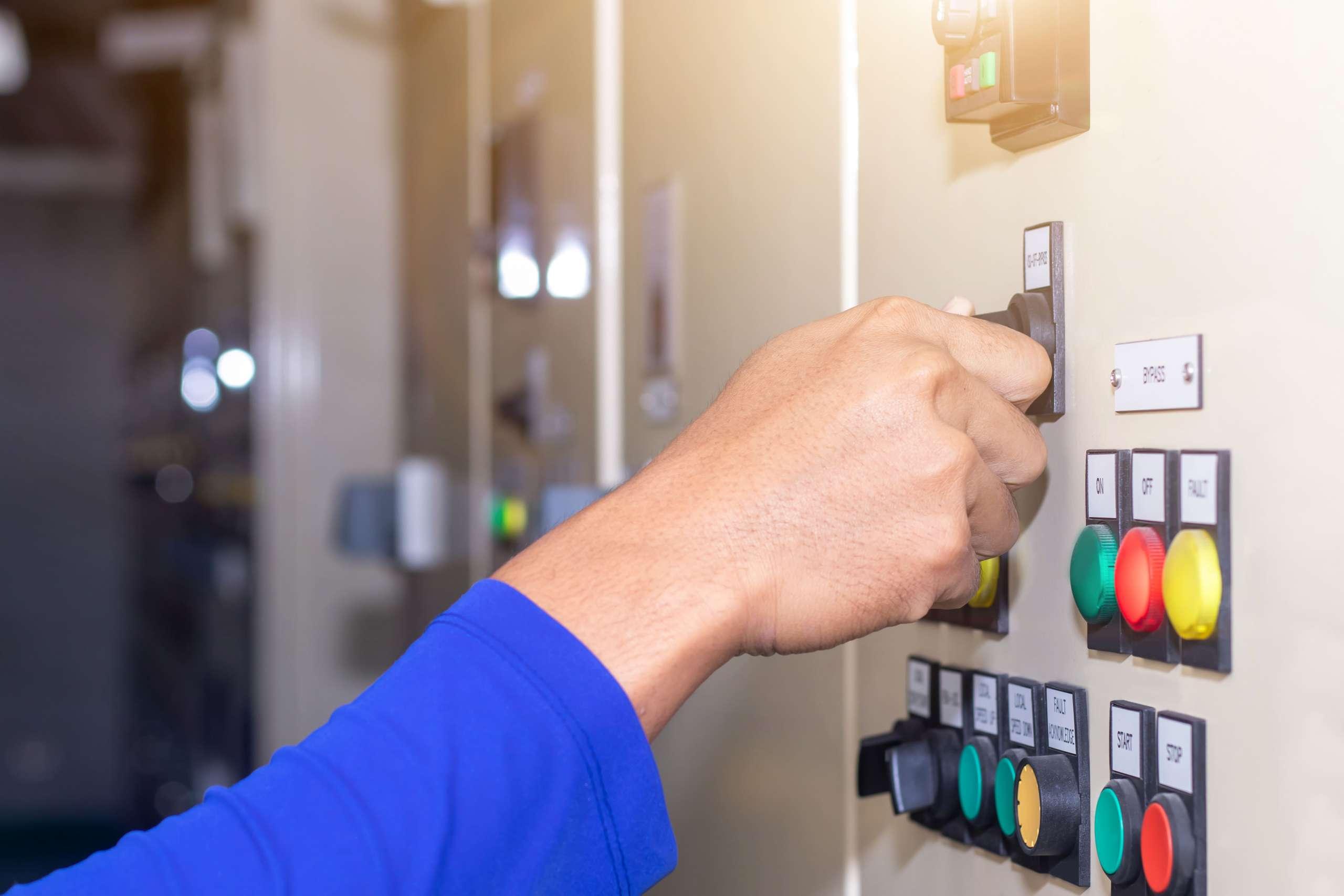 mettre en service l'électricité dans vos nouveaux locaux
