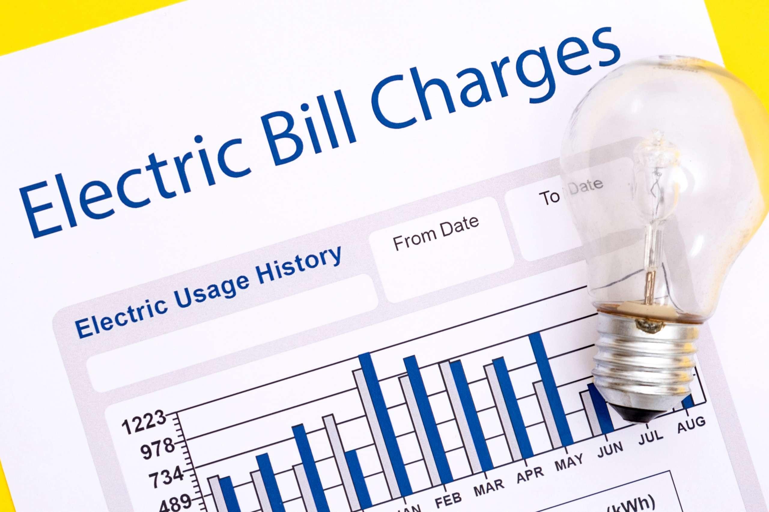 facture électricité professionnels